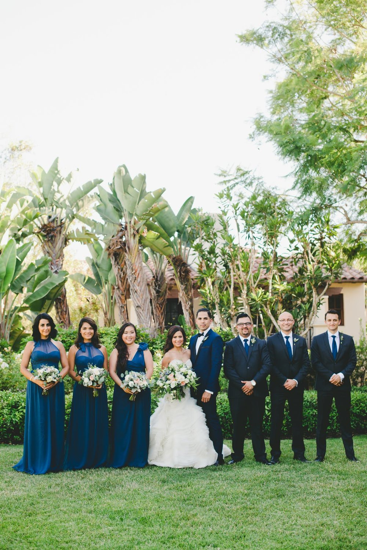www.santabarbarawedding.com | Bacara Resort & Spa | Alegria By Design | onelove photography | Bridal Party