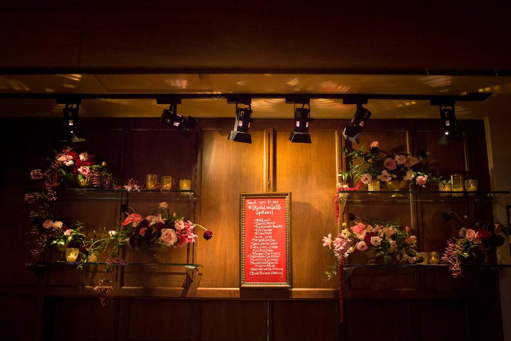 Santa Barbara Wedding Style | The Granada Theatre | Coco Rose Design | Cody Floral Design | Margaret Joan Florals | Fifty Flowers | Kelsey Crews Photo
