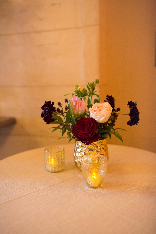 Santa Barbara Wedding Style | The Granada Theatre | Luxe Linen | Fifty Flowers | Kelsey Crews Photo