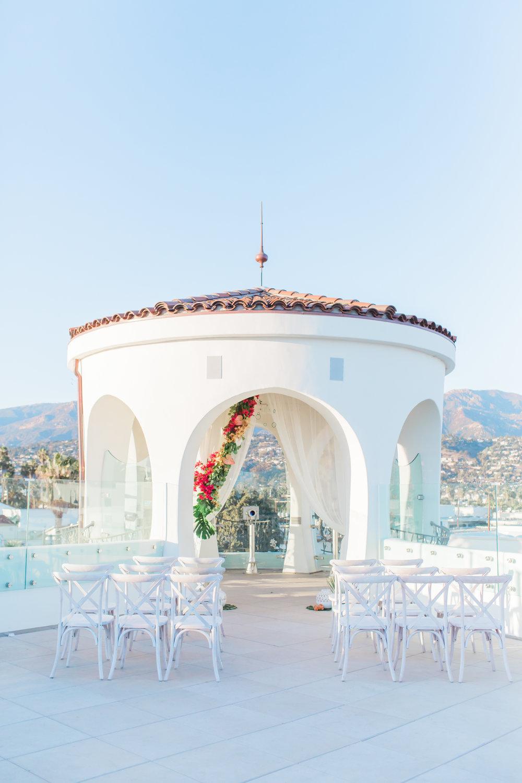 www.santabarbarawedding.com | Ann Johnson Events | MOXI | James & Jess | Ceremony