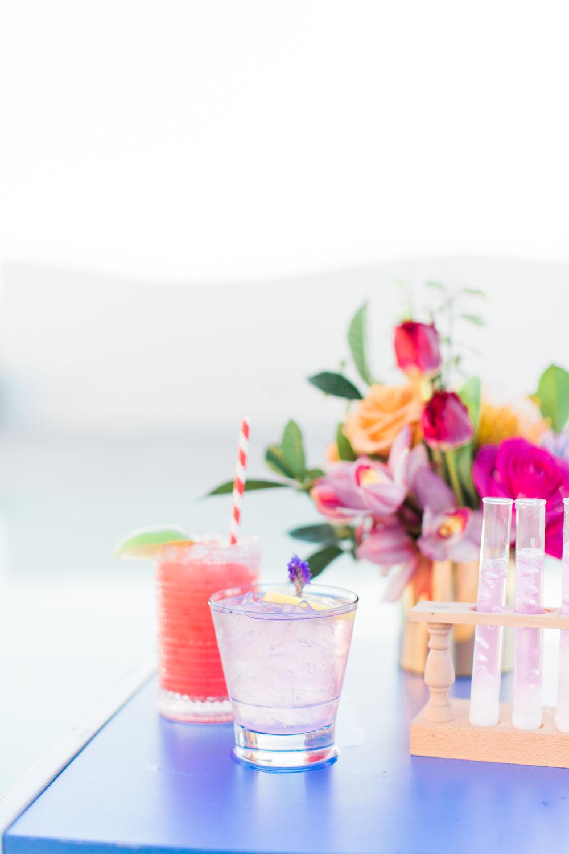 www.santabarbarawedding.com | Ann Johnson Events | MOXI | James & Jess | Cocktails