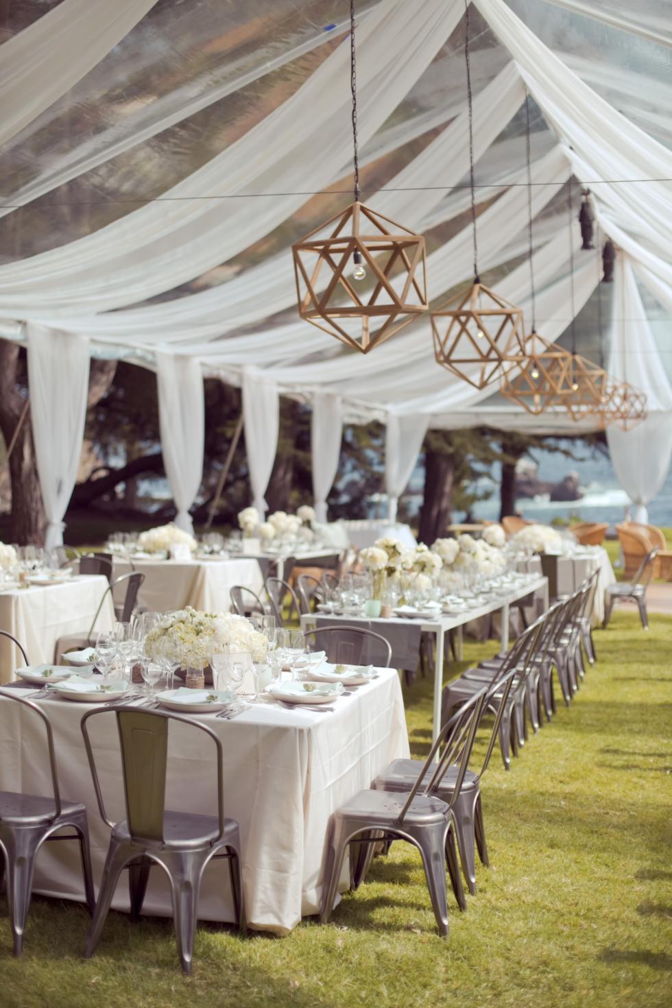 www.santabarbarawedding.com | Bright Event Rentals