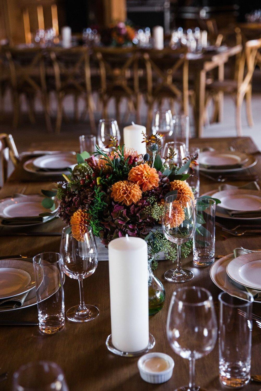 www.santabarbarawedding.com | Venue: Firestone Vineyard | Photographer: Just Kiss Collective | Tablescape