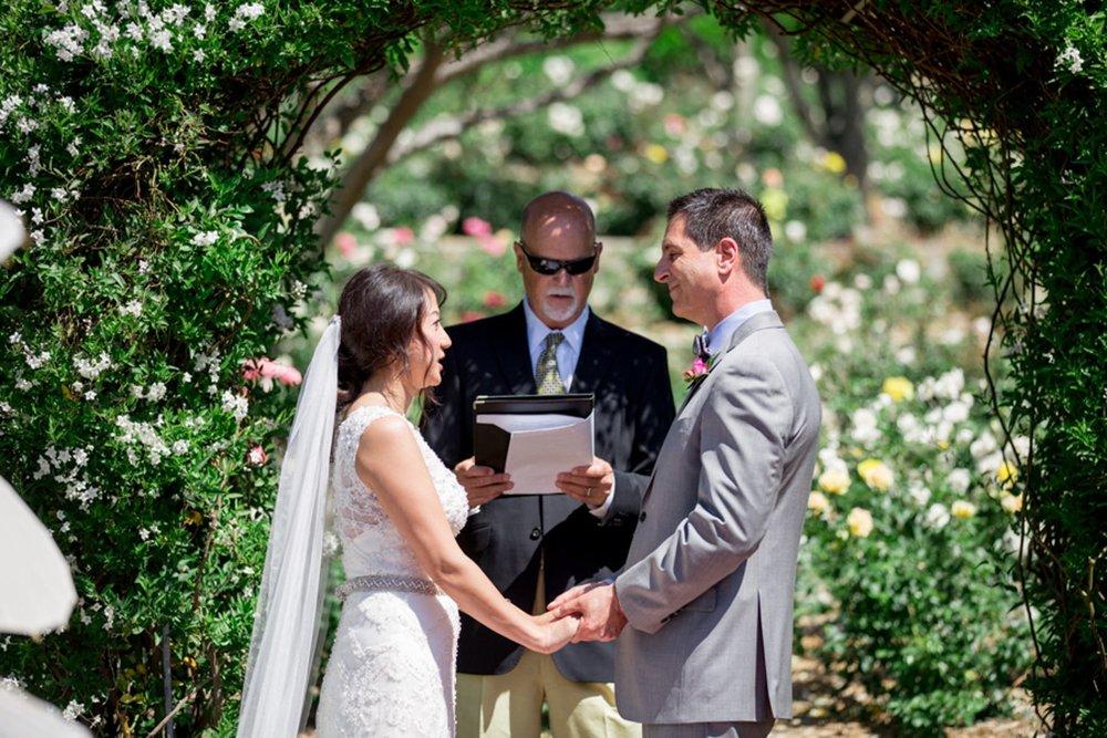 www.santabarbarawedding.com   Michael + Anna Costa Photography   San Ysidro Ranch   Twine Events   The Ceremony