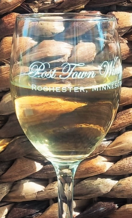Prairie Gold White Wine Post Town WInery