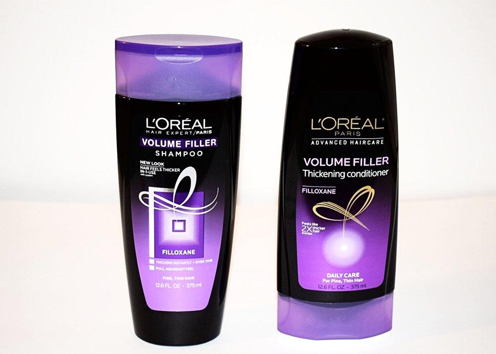 Volume Filler Thickening Shampoo , $4.99   Volume Filler Thickening Conditioner  , $4.99