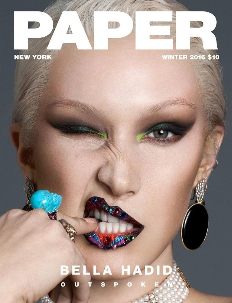 Paper Magazine, Winter 2016