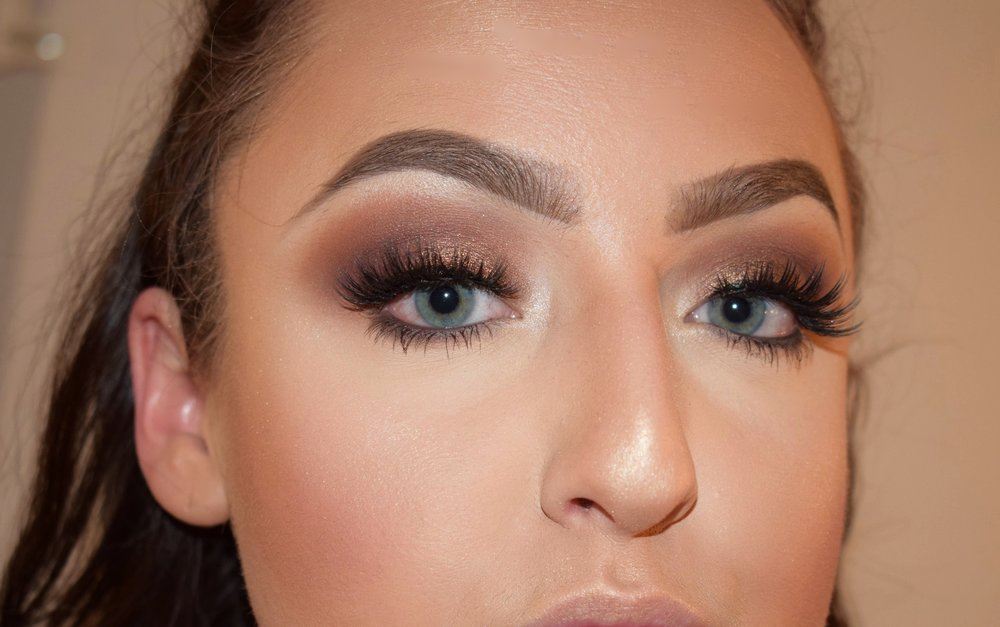 'Noelle' lashes by huda beauty,  $23