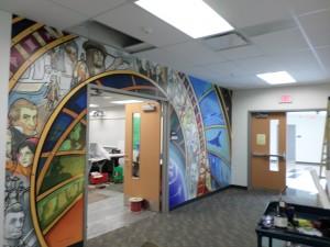 Wall Murals to Boost Morale Crux RoadBoardz