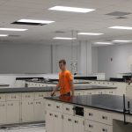 Raw Processing Lab at Oxford Pharmaceuticals