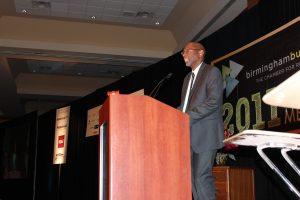 Geoffrey Canada at the 2011 BBA Annual Meeting.