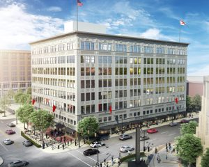 The Pizitz in downtown Birmingham will have 143 apartments, office space and a Food Hall.