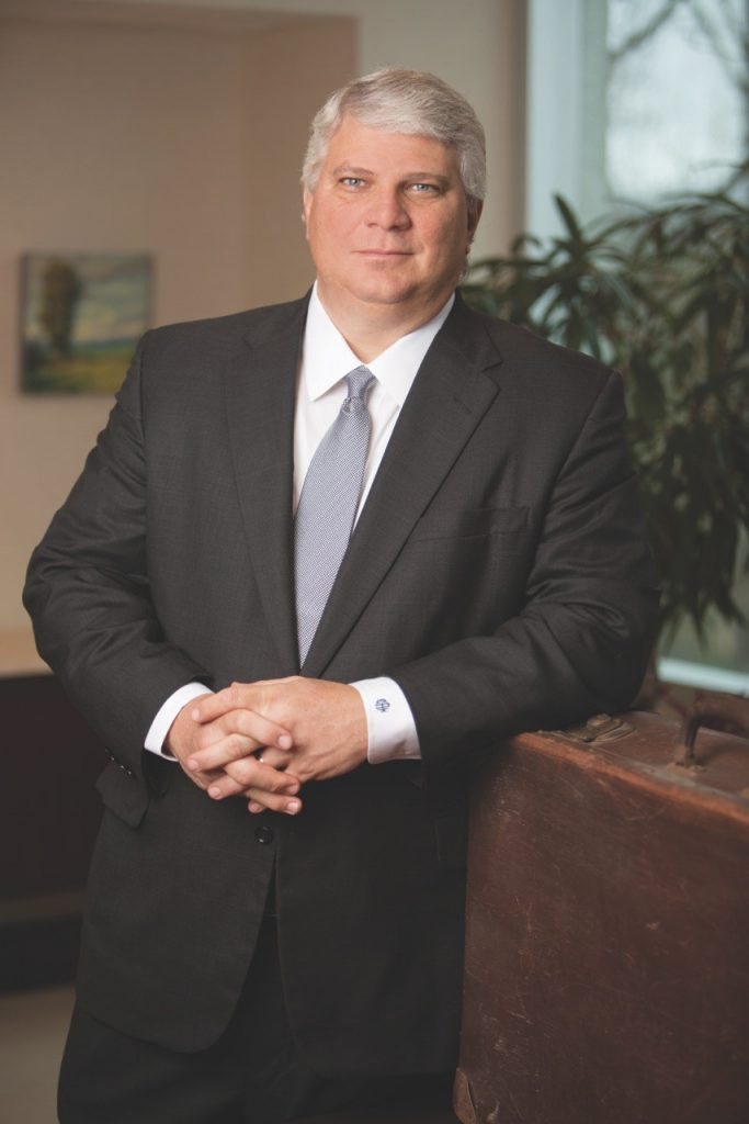 Ed Aldag, CEO of Medical Properties Trust Inc.