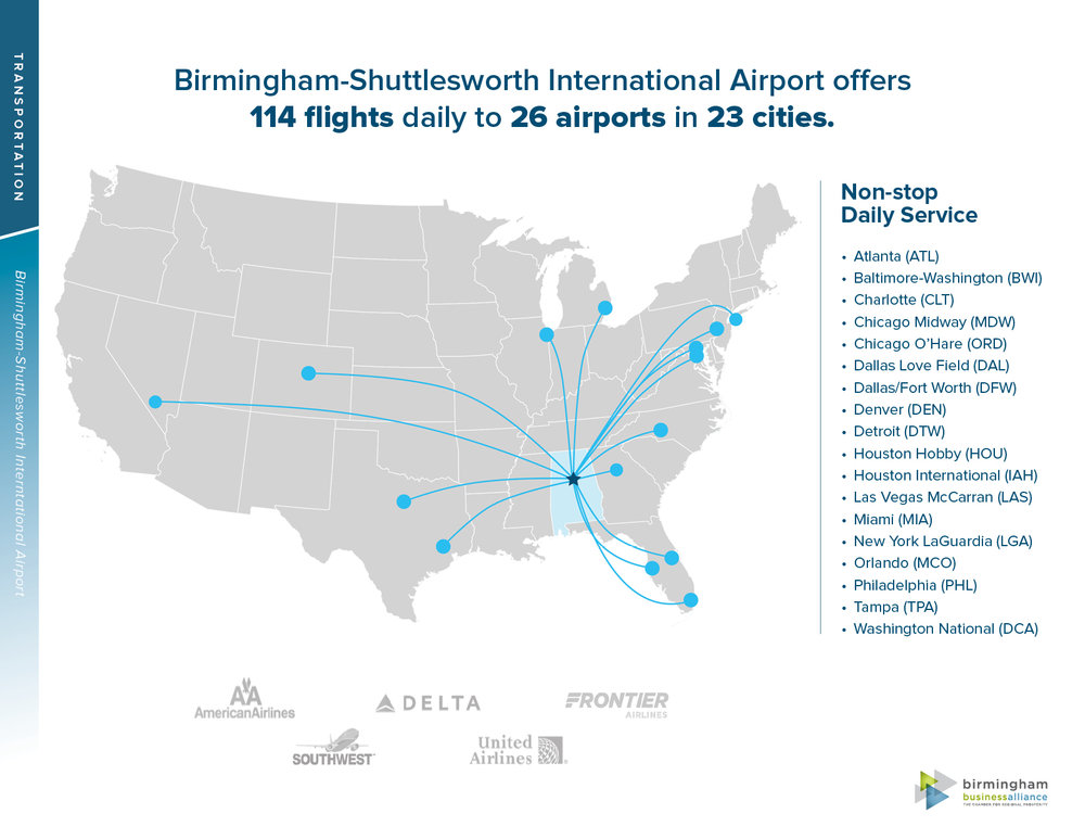 Birmingham Transportation & Infrastructure — Birmingham Business ...