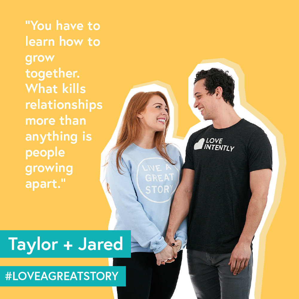 First, we have  Taylor and Jared ,  Taylor  is a phenomenal lifestyle design coach and business consultant - she really is so good at what she does. And Jared is the marketing director for a financial media company.