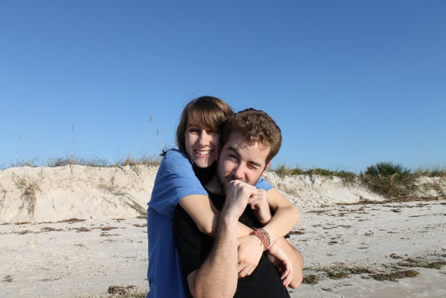 Mallory and Jacob together in the summer of 2010.