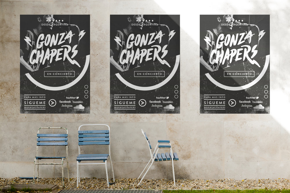 Gonza Chapers Tour