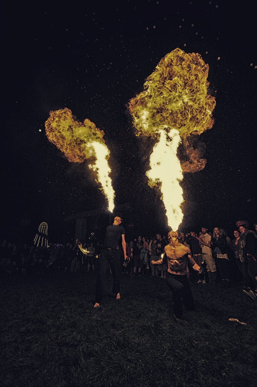 IRELAND'S ORIGINAL FIRE PERFORMANCE TROUPE