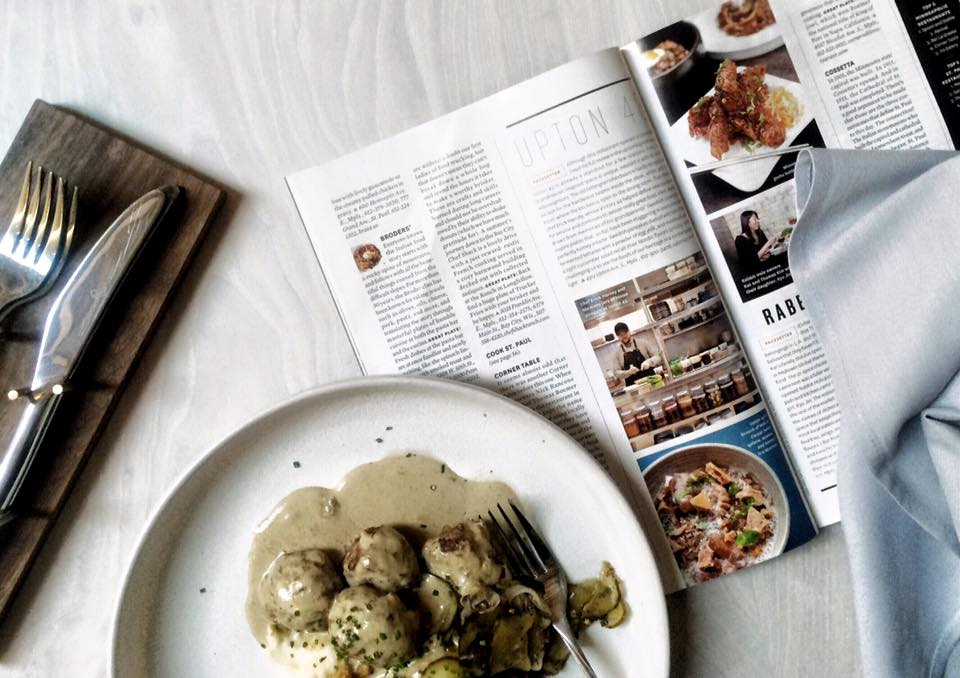 Upton 43 and Victory 44 named MSP Mag's  50 Best Restaurants in 2016