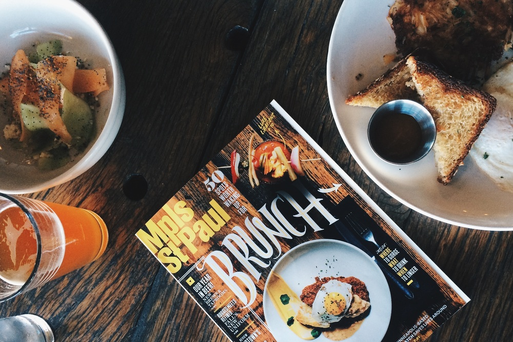 Victory 44 named one of  MSP Mag's  Best Brunches in 2016