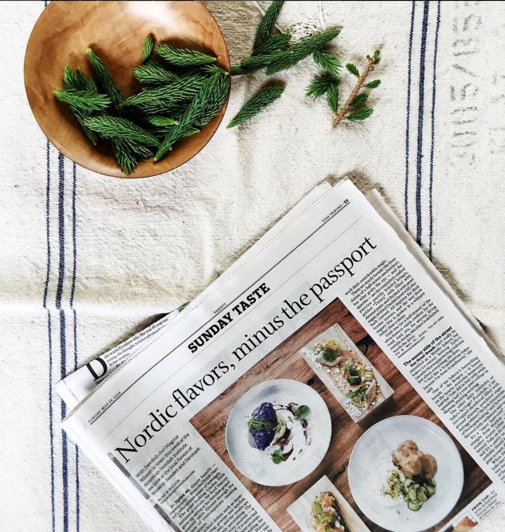Upton 43 Leading Nordic Flavors in Minneapolis according to the  Star Tribune