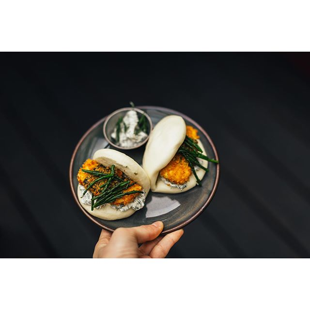 It's Thursday again and we have lots of scrummy new dishes on our evening menu! These new vegan baos are to-fish, samphire and dill tartare. 5.30pm to 10pm. Book a table by email hello@buhlerandco.com or call 020 8527 3652, or order online with @deliveroo  @vikks_photography  #veganlondon #londonrestaurants #vegetarianlondon #instafood #londonvegan #londonvegetarian #e17 #restaurantslondon #walthamforest #breakfastlondon #londonbreakfast #brunchlondon #londonbrunch #eastlondoneats #londonfood #londonfoodguide #eatlondon #topcitybites #eaterlondon #londonfoodscene #eatinglondon #wheretoeatinlondon #walthamstow #walthamstowlife #londonfoodie #London #londonfoodguide #eatinglondon #timeoutlondon