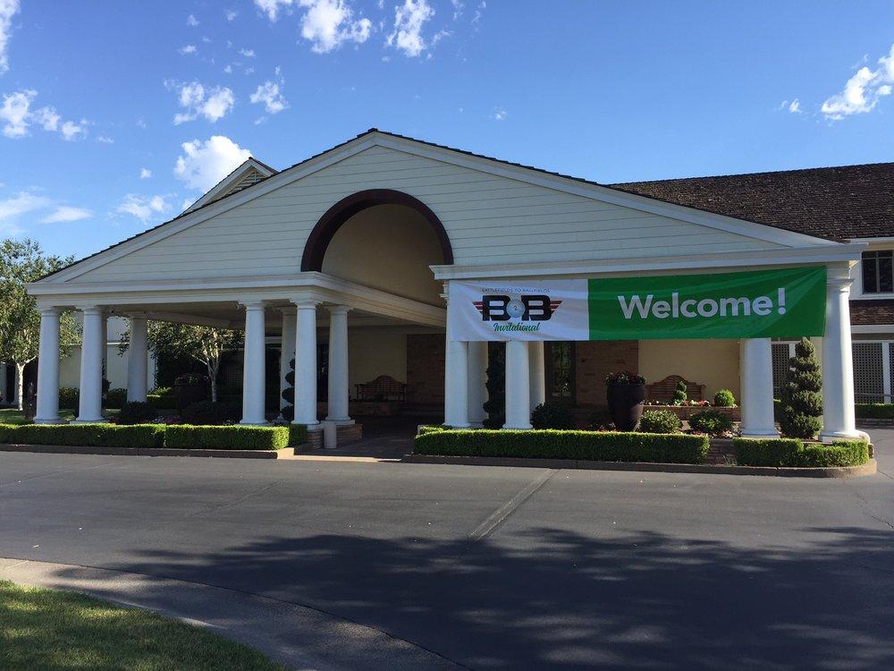 Del Paso CC, home of Battlefields2Ballfields' golf tournament.