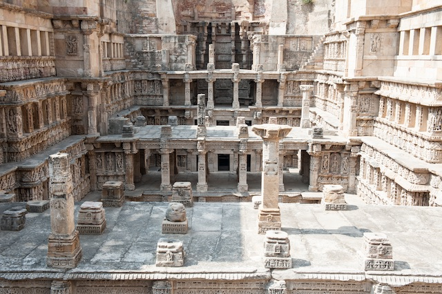 Stepwell at Rani Ki Vav, Patan, Gujarat