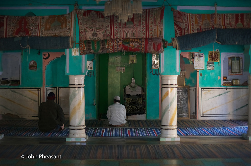 Mosque in Samode, Rajasthan