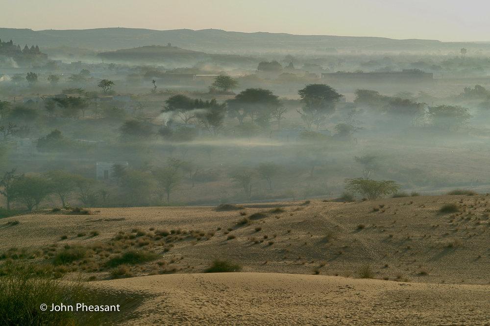 Near Ossian, Rajasthan