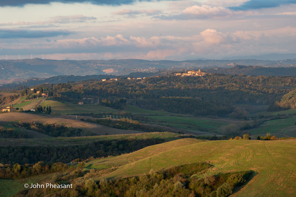 Last of the Tuscan Hills