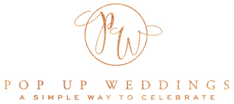 Pop up Weddings LOG