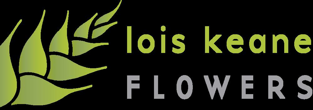 Lois Kean Flowers logo