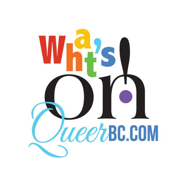 whats on queer bc logo