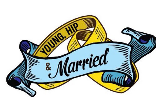 Young, Hip and Married LOGO