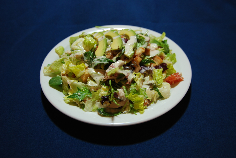 Emperor's Chicken Caesar Salad