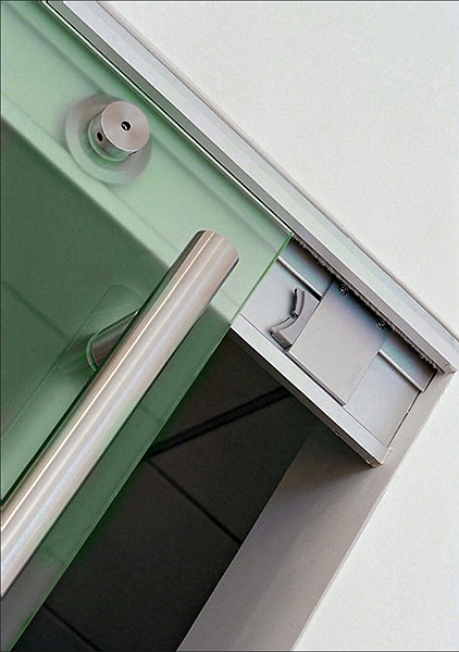 SLIDING DOOR DETAIL