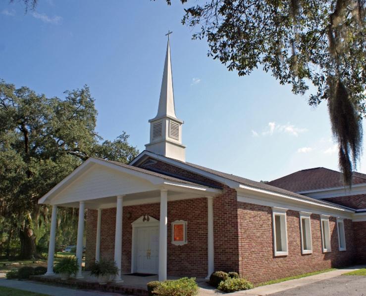 Maye River Baptist Church