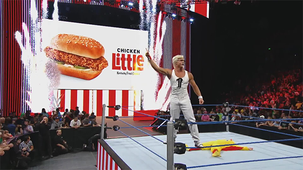 WWE / KFC