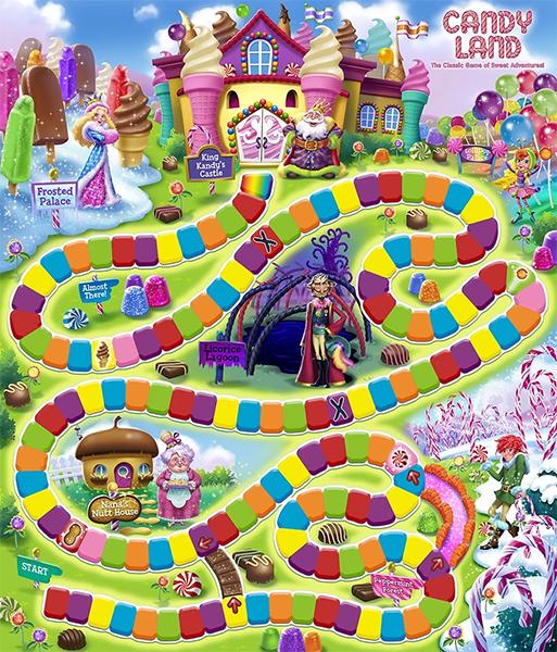 Candy Land Wikia