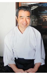 Karita Naoji Sensei
