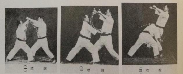 Bunkai-photos-Funakoshi