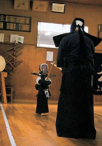 kendo kid