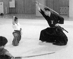 kid iaido
