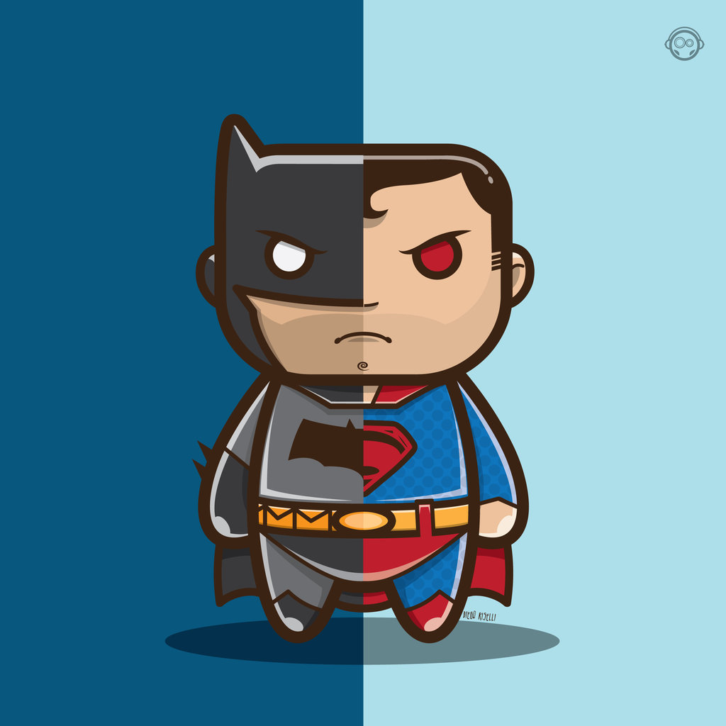 batman_v_superman_vector_by_funky23-d7vjudo
