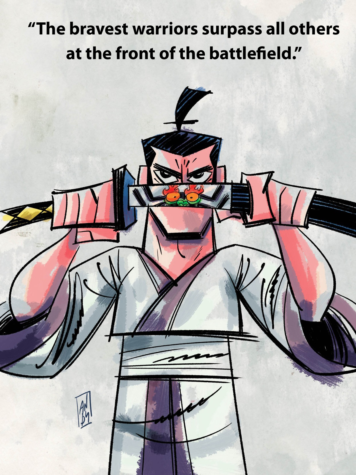 samurai jack copy