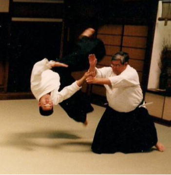 sensei throw ken