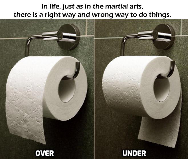 toilet paper copy