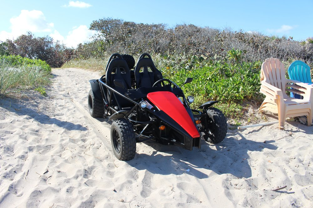 Florida Street Legal Go Kart