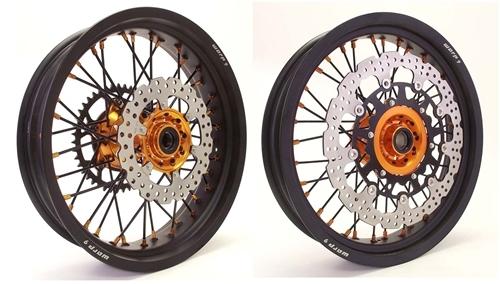Warp 9 Supermoto Wheels